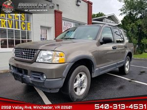 View 2003 Ford Explorer