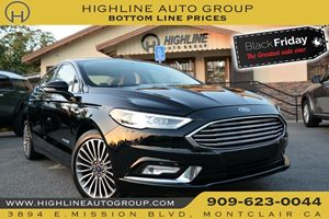 View 2017 Ford Fusion