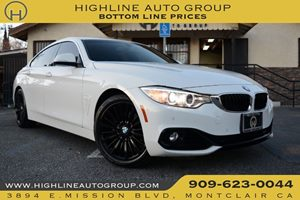View 2016 BMW 4 Series