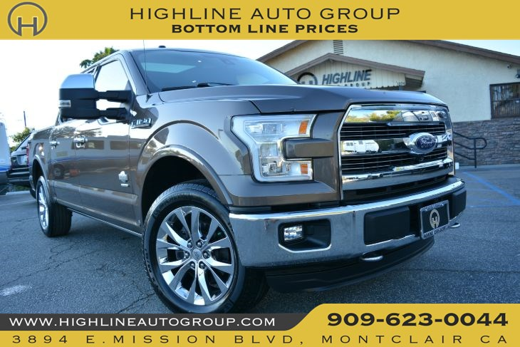 2016 Ford F-150 King Ranch 4WD