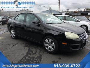 View 2007 Volkswagen Jetta Sedan