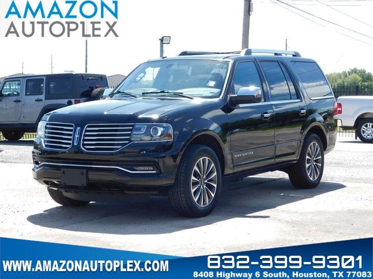 Used Lincoln Navigator Reserve In Houston - Lincoln navigator invoice price