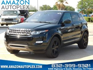 View 2014 Land Rover Range Rover Evoque