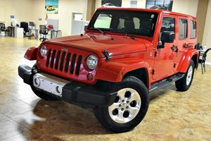 View 2013 Jeep Wrangler Unlimited