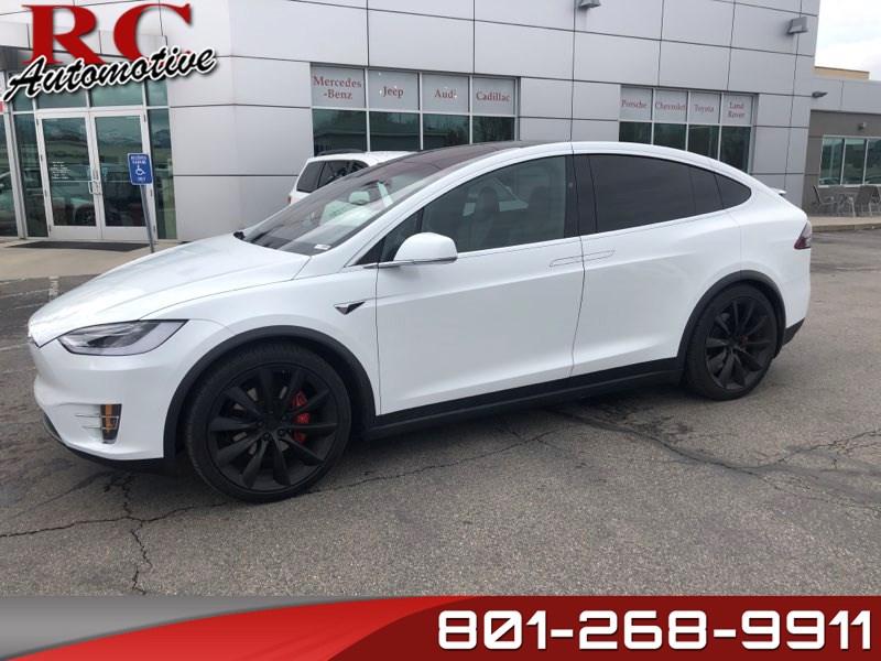 Sold 2018 Tesla Model X P100d In Salt Lake City