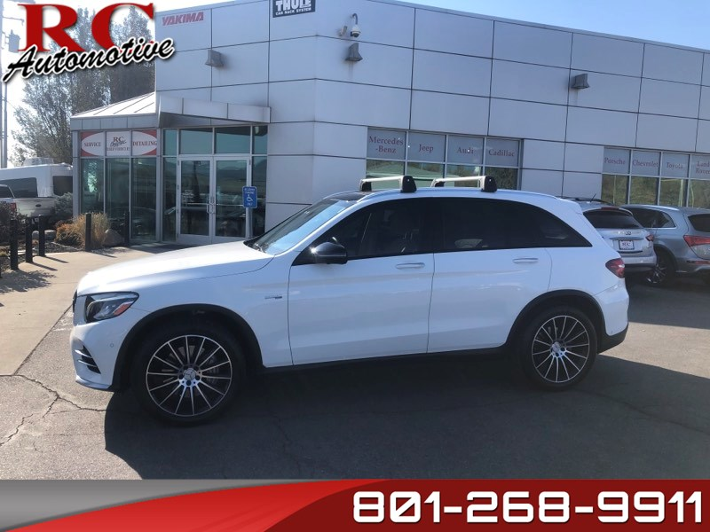 2018 Mercedes-Benz AMG GLC 43 4MATIC SUV