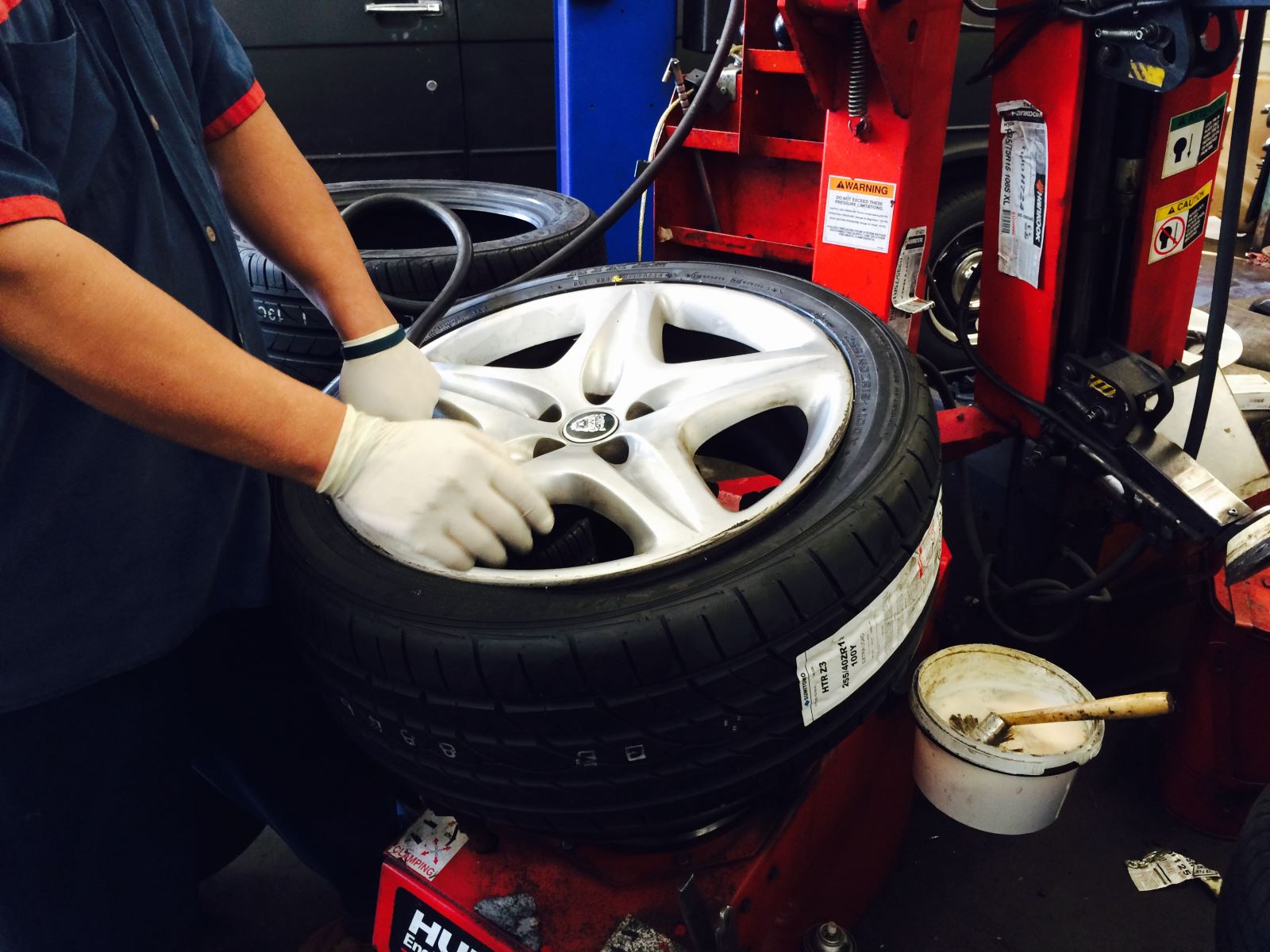 Tires & Tire Repair
