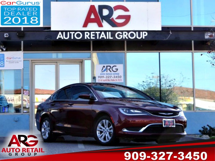 Used Chrysler For Sale In Inland Empire Ca Auto Retail Group