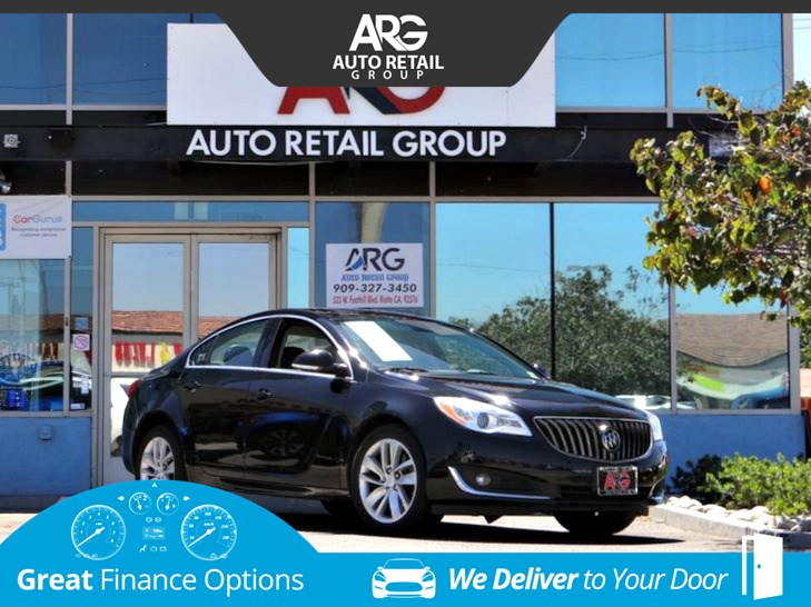 2015 Buick Regal - Auto Retail Group Inc