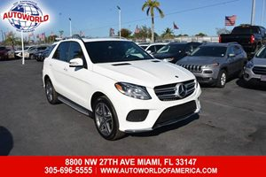 View 2018 Mercedes-Benz GLE 350