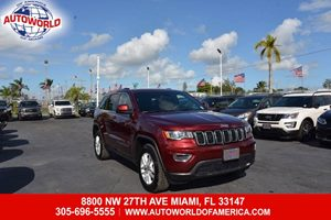 View 2017 Jeep Grand Cherokee 4WD