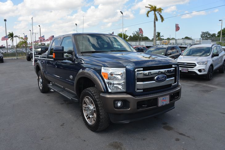 2016 F250 King Ranch >> 2016 Ford F 250 Super Duty Crew Cab 4x4 King Ranch Autoworld Of America