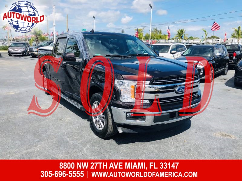 2018 Ford F-150 SuperCrew Lariat