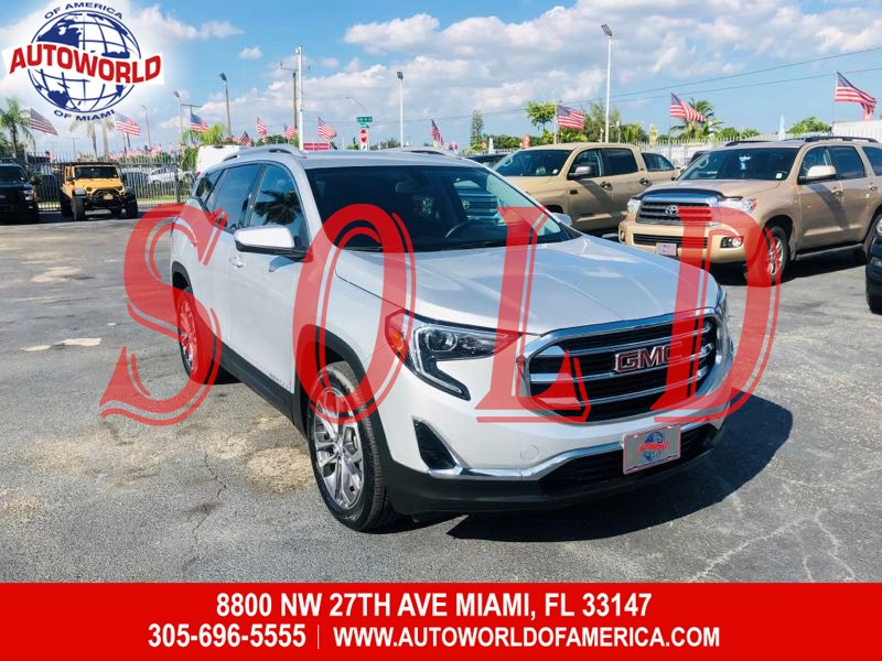 2019 GMC Terrain AWD SLT Preferred