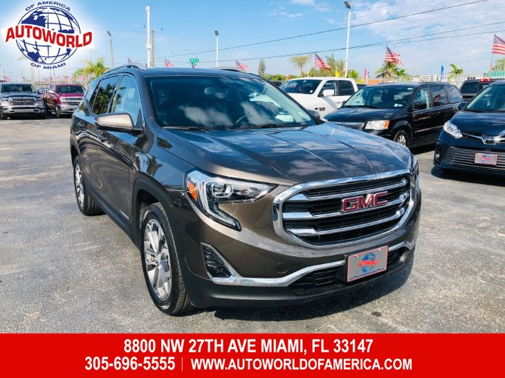 2019 GMC Terrain SLT Preferred