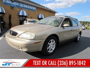 View 2001 Mercury Sable