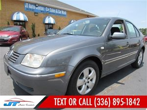 View 2005 Volkswagen Jetta Sedan