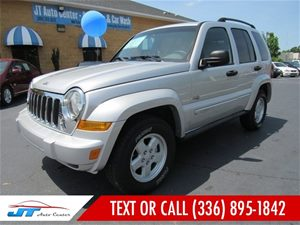 View 2006 Jeep Liberty