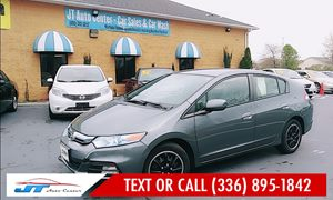 View 2013 Honda Insight