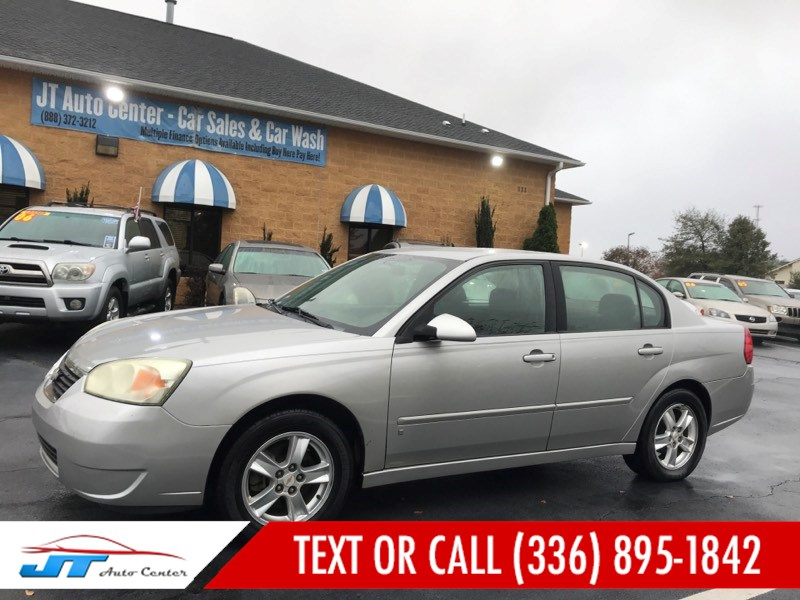 used 2006 chevrolet malibu lt in sanford 2006 Chevrolet Malibu Interior featured