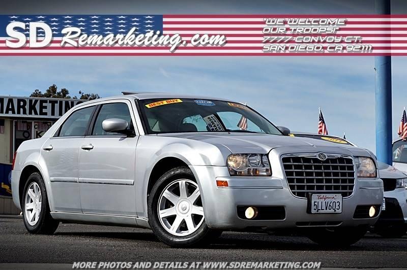 Sold 2005 Chrysler 300 Touring In San Diegorhsdremarketing: 2005 Chrysler 300 Hood Release Handle Location At Gmaili.net