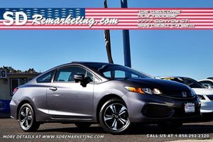 View 2015 Honda Civic Coupe