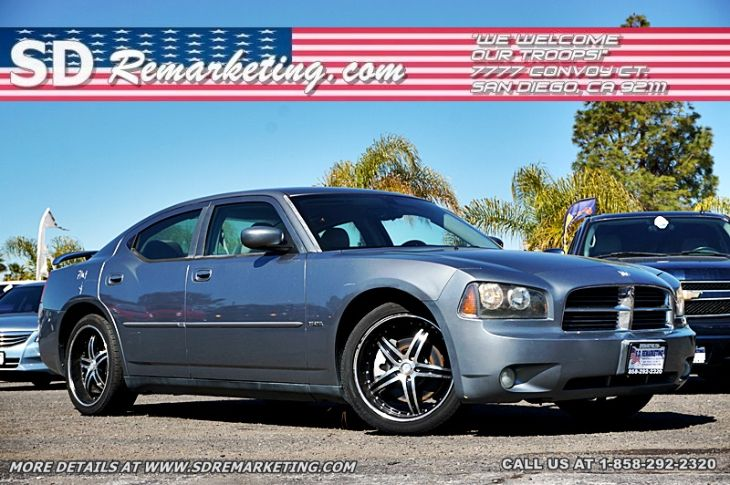 2007 Dodge Charger R/T - SD Remarketing