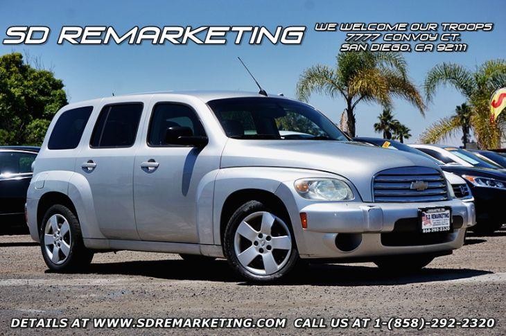 Used 2011 Chevrolet Hhr Ls In San Diego