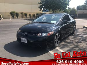View 2008 Honda Civic Cpe