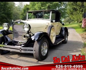 View 1932 Ford Model A Roadster Rep