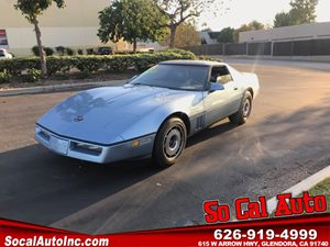View 1985 Chevrolet Corvette