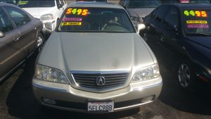 View 2004 Acura RL