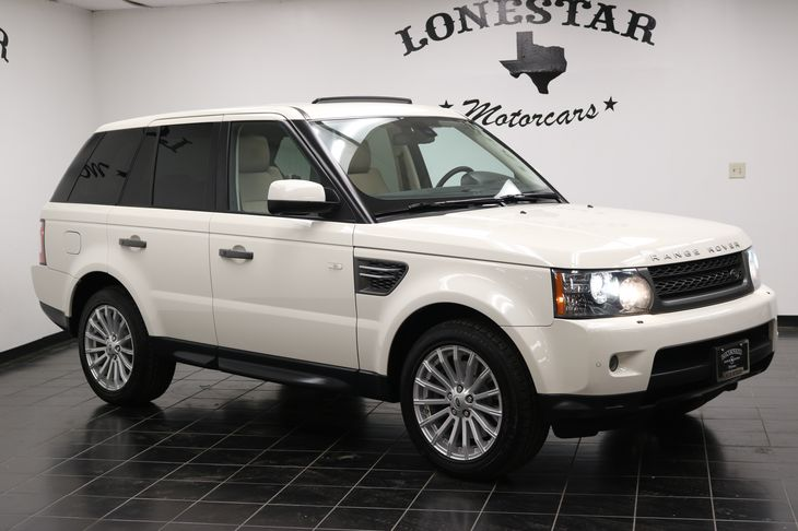 used 2010 land rover range rover sport hse in addison