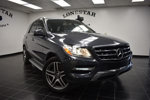 View 2012 Mercedes-Benz ML 350