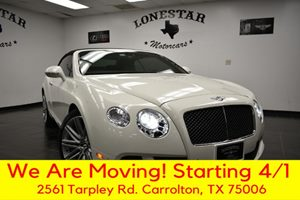 View 2014 Bentley Continental GT Speed