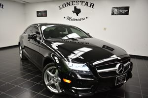View 2014 Mercedes-Benz CLS 550
