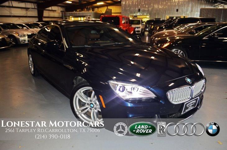 Sold 2013 Bmw 6 Series 650i Xdrive In Carrollton