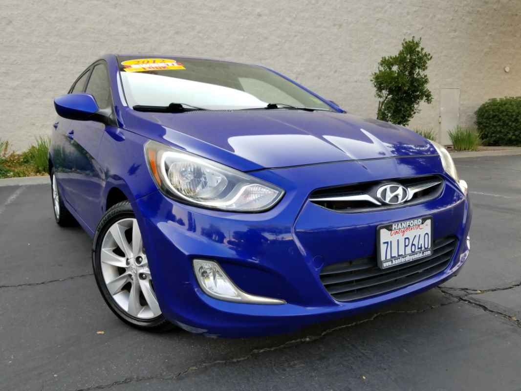 Used 2012 Hyundai Accent Se In Fresno Elantra Fuel Filter Featured