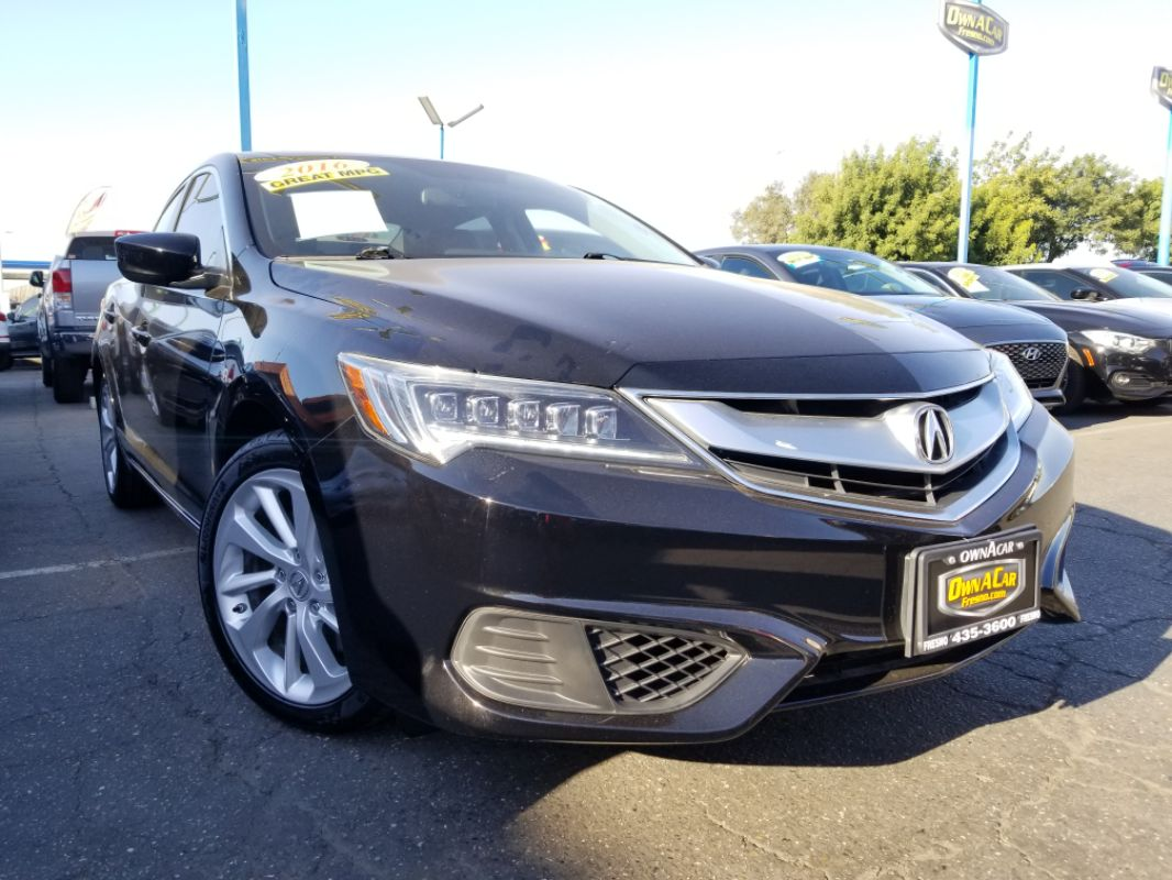 Used Acura Cars For Sale In Fresno Own A Car - Used acura cars
