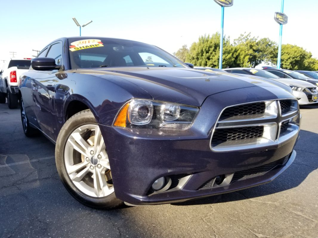 used 2012 dodge charger sxt plus in fresno