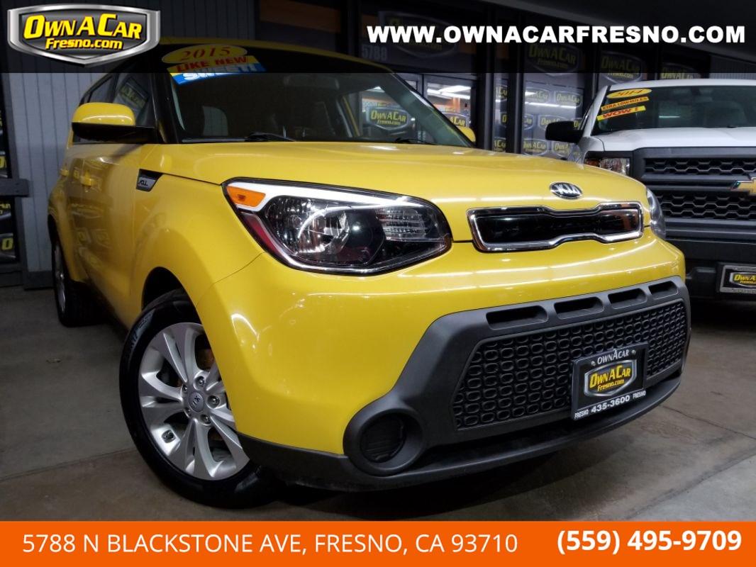 Used Kia Cars For Sale In Fresno Own A Car 2005 Sedona Window Motor 2015 Soul