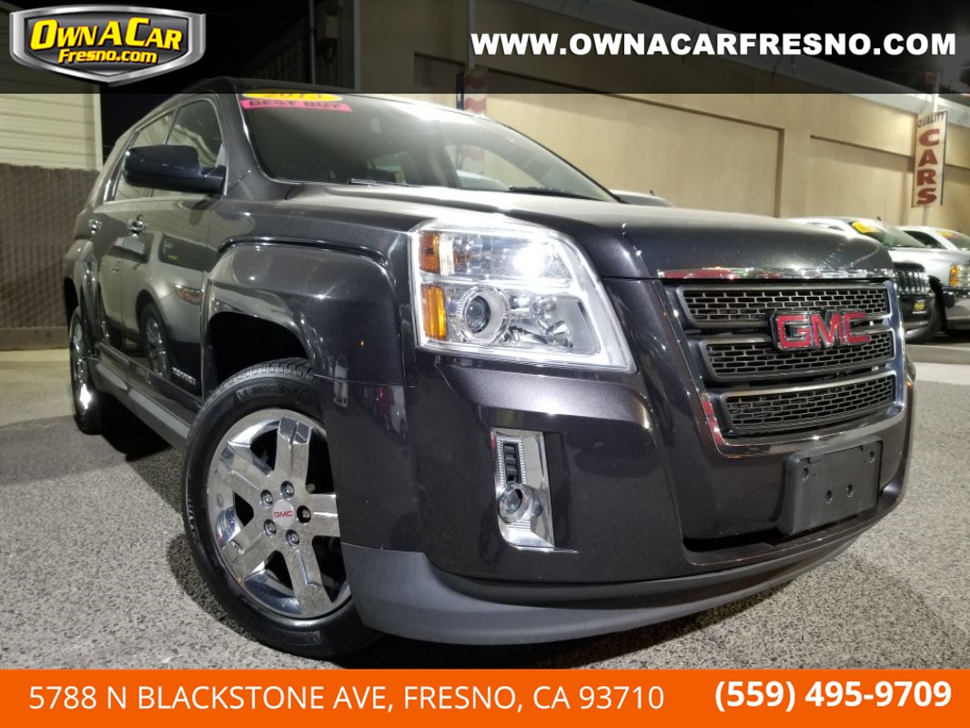 Used Gmc Cars For Sale In Fresno Own A Car 2012 Terrain Fuel Filter 2013 Slt