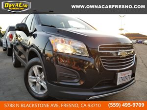 View 2015 Chevrolet Trax