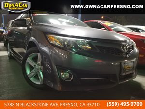 View 2013 Toyota Camry