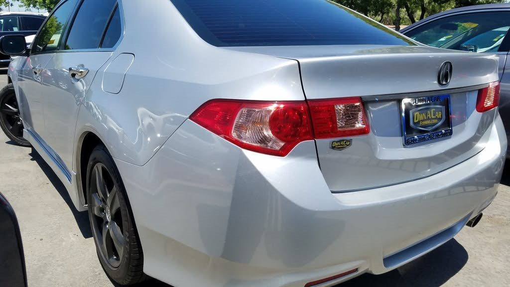 Sold 2012 Acura Tsx Special Edition In Fresno