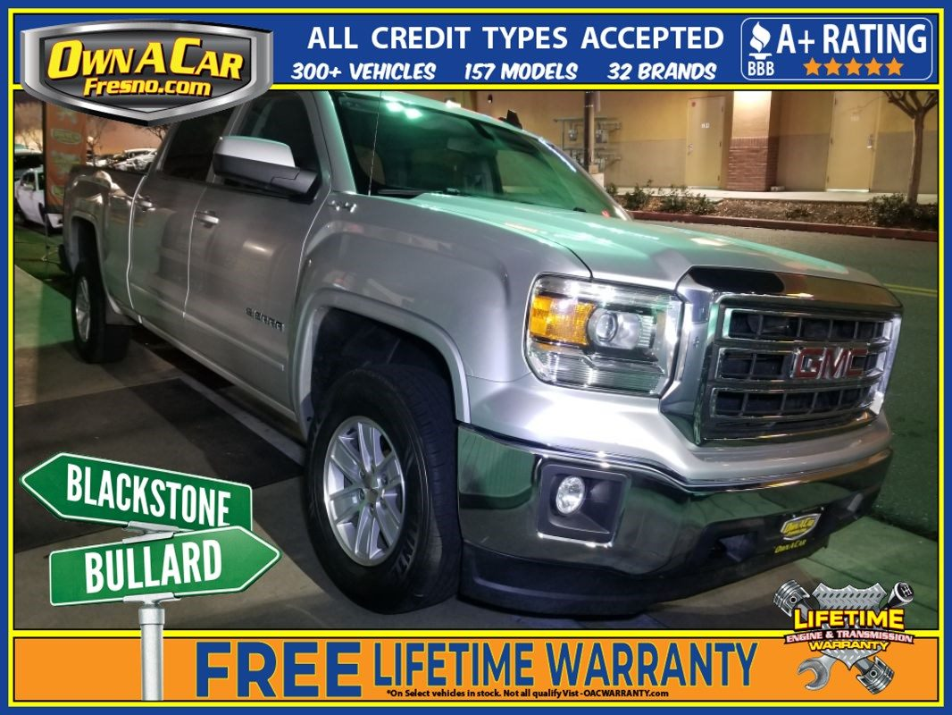Sold 2015 Gmc Sierra 1500 Sle In Fresno