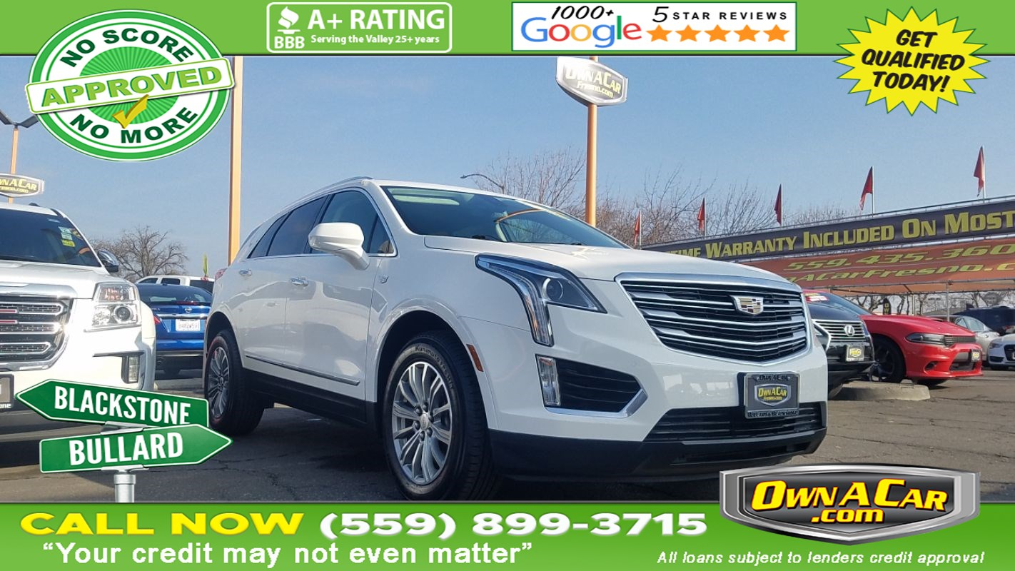2018 Cadillac XT5 Luxury FWD