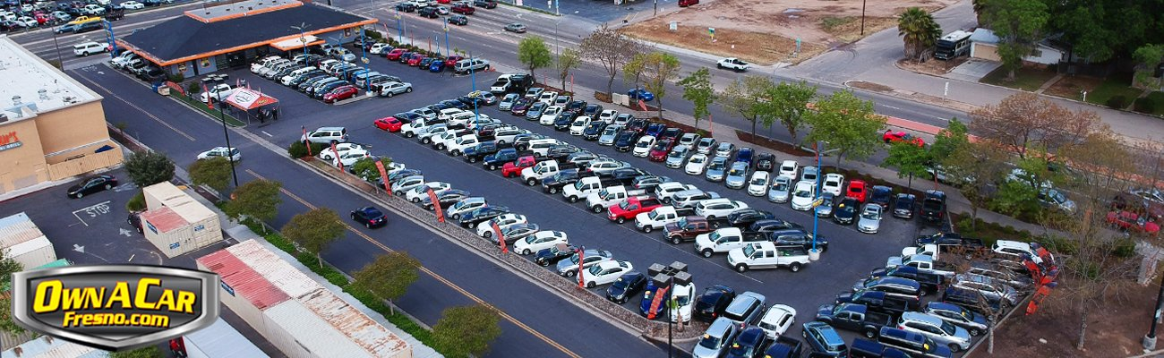 Own a Car - Used Cars in Fresno