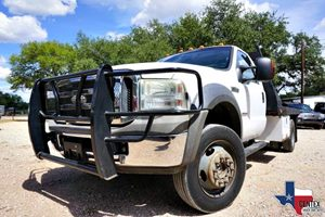 View 2005 Ford F550 DIESEL