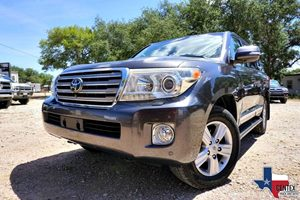 View 2013 Toyota LAND CRUISER